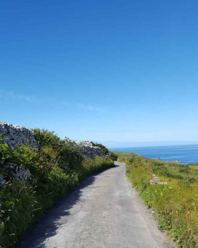 Fastnet Tours Island Walking Route Wild Atlantic Way