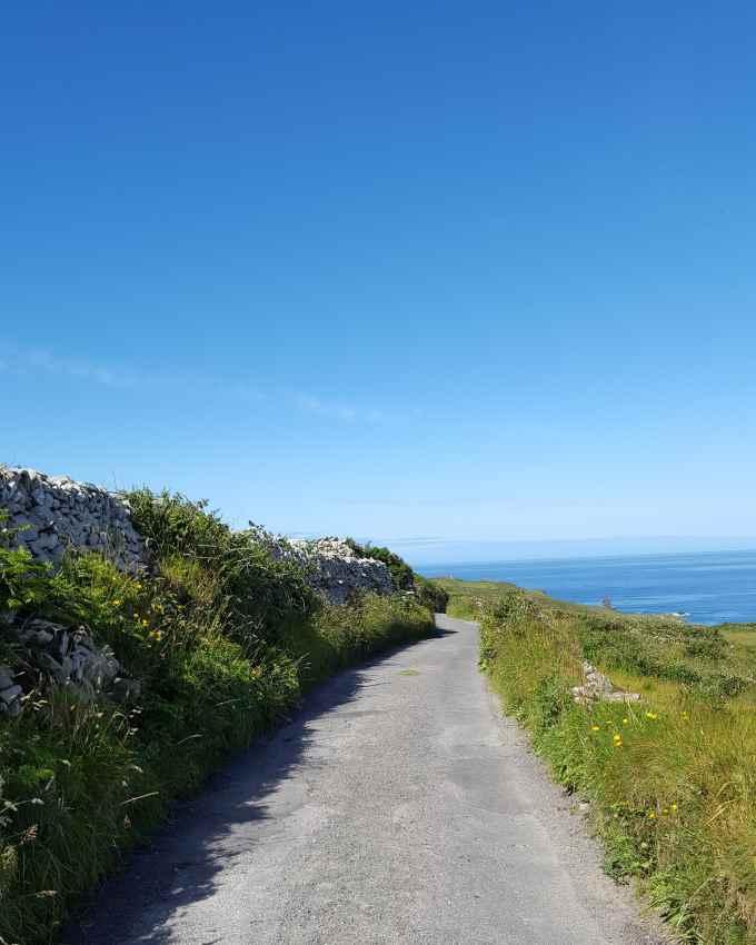 Fastnet Tours Island Walking Route Wild Atlantic Way