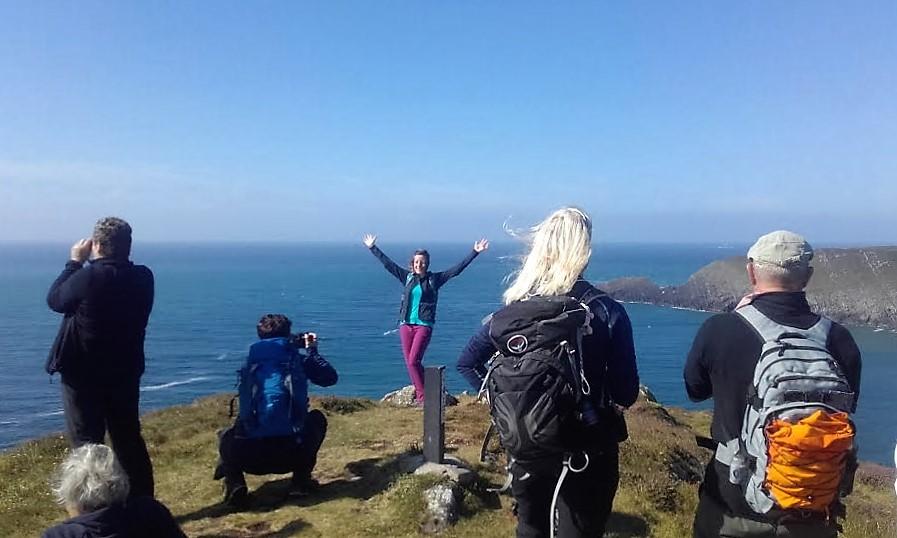 Walking the Wild Atlantic Way