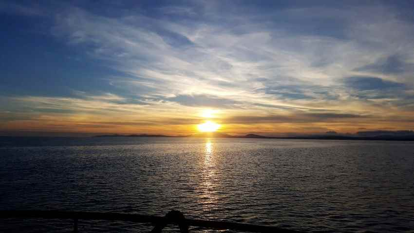Fastnet Rock Lighthouse Tours Wild Atlanic Way Sunset