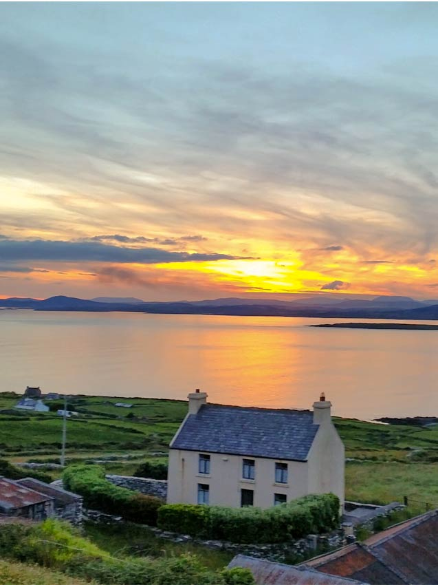 Sunset tours Cork