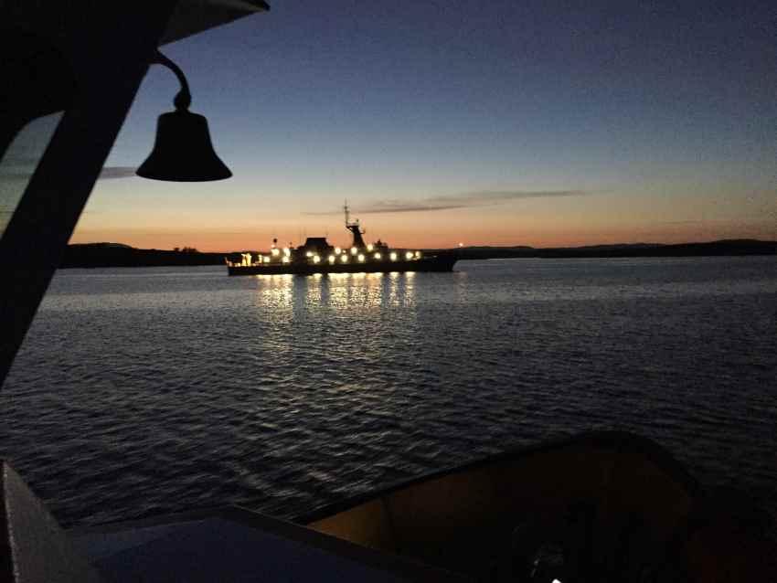 Fastnet Rock Twilight Tours Sunset Ferry