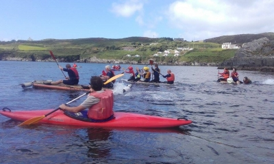 Kaying Wild Atlantic Way